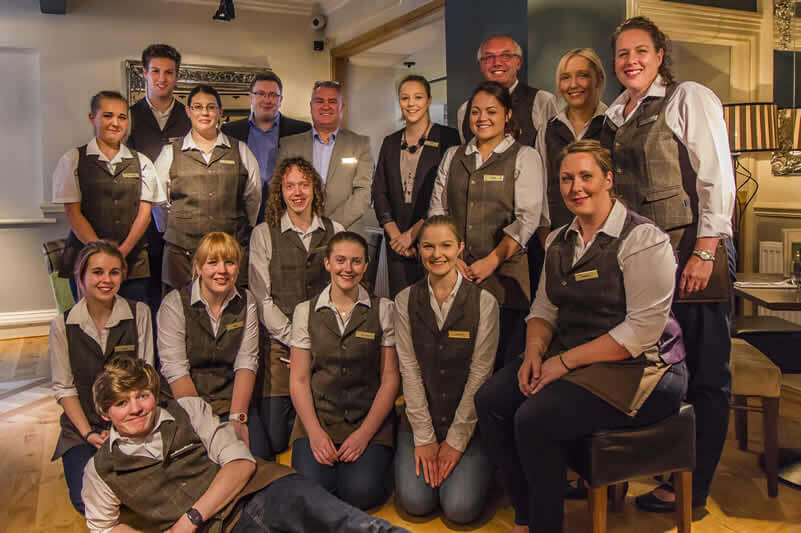 The Coaching Inn Group uniform collection